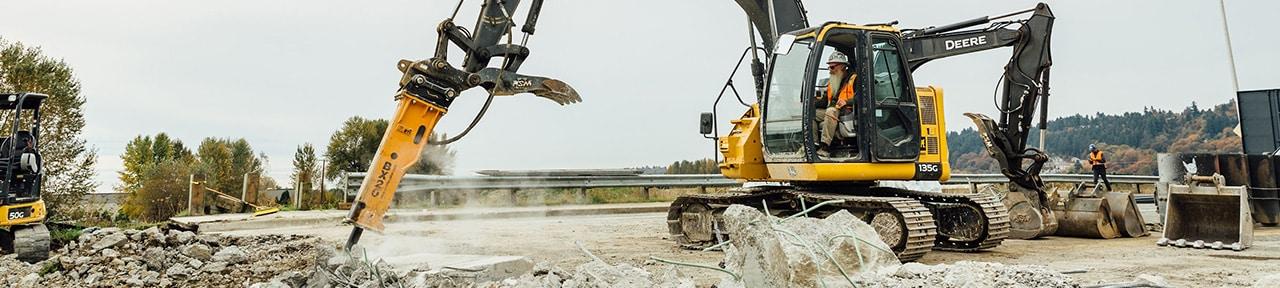 Expert Demolition Service in Western Washington │ Nordvind Company