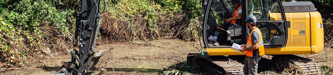 Culverts & Retention Ponds