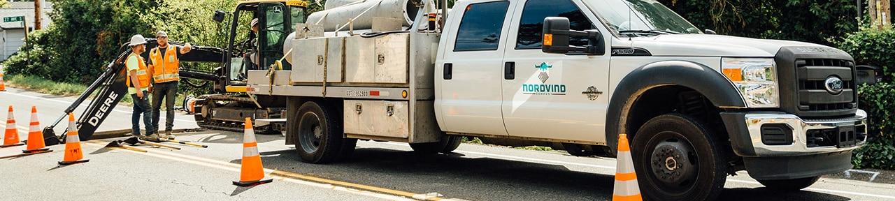 Underground Utilities Construction & Repair in Pierce & King Counties